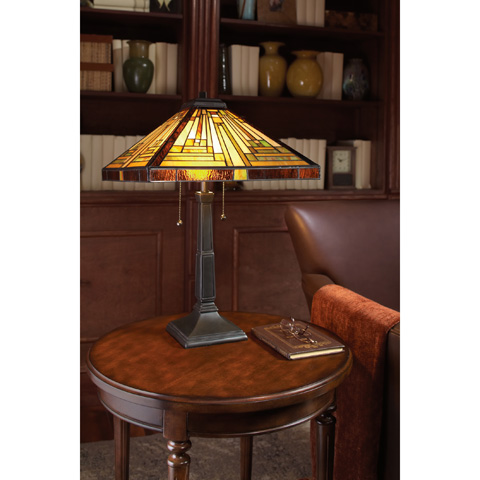 Quoizel - Stephen Table Lamp - TF885T