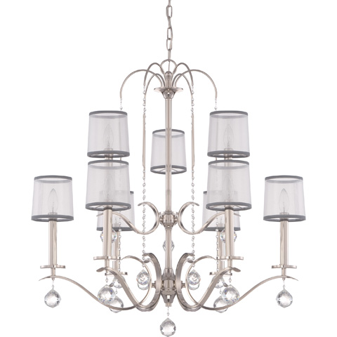 Quoizel - Whitney Foyer Piece - WHI5009IS