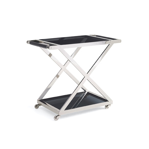Ralph Lauren by EJ Victor - Cliff House Bar Cart - 2901-25