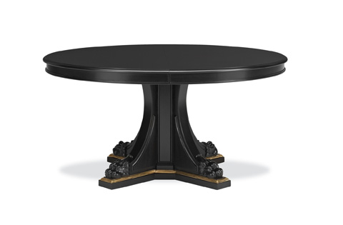 Ralph Lauren by EJ Victor - Empire Pedestal Table - 1867-20