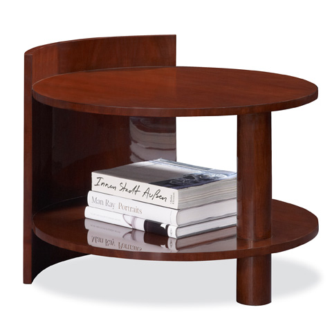 Ralph Lauren by EJ Victor - Modern Hollywood End Table - 1613-41