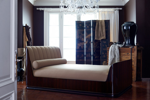 Ralph Lauren by EJ Victor - Modern Metropolis Bed - 161-12