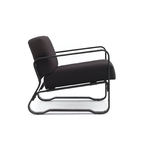 Ralph Lauren by EJ Victor - Cliff House Leather Lounge Chair - 2902-03BH