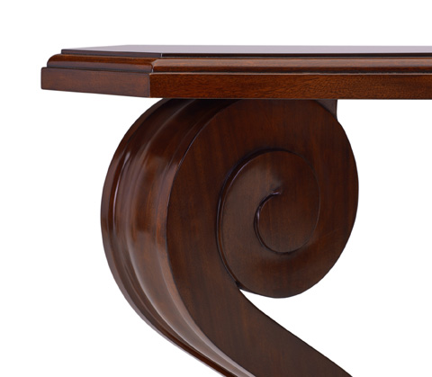 Ralph Lauren by EJ Victor - Mayfair Scroll Console - 33000-44