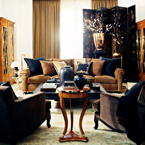 Ralph Lauren by EJ Victor - Jamaica Chair - 650-01