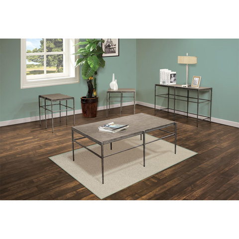 Riverside Furniture - Chairside Table - 11612