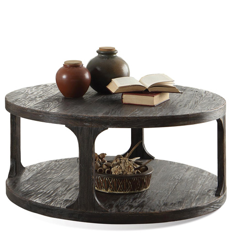 Riverside Furniture - Round Coffee Table - 11801