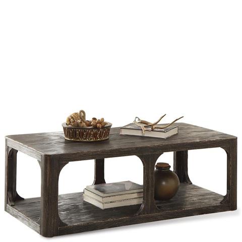 Riverside Furniture - Rectangular Coffee Table - 11802