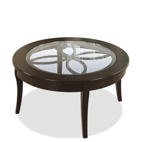 Riverside Furniture - Round Coffee Table - 12403