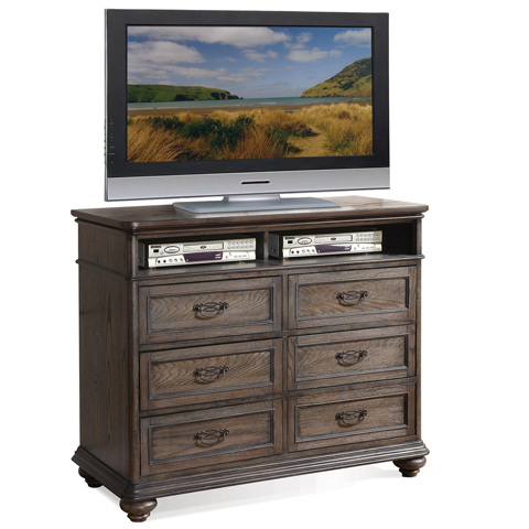 Riverside Furniture - Entertainment Chest - 15864