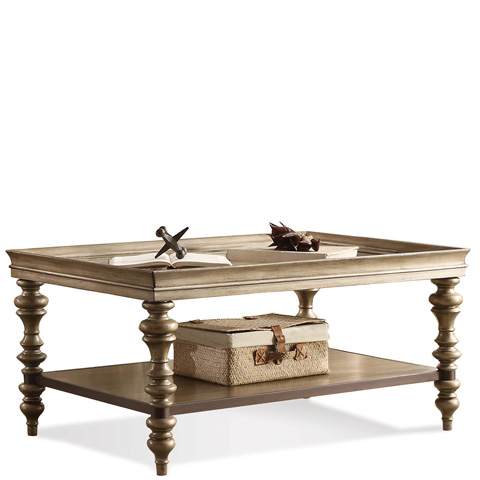 Riverside Furniture - Rectangular Coffee Table - 19902