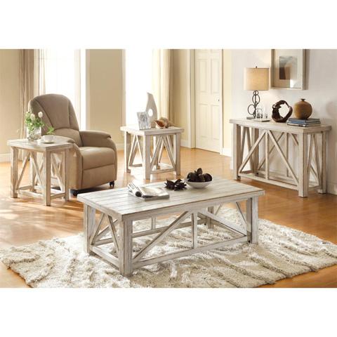 Riverside Furniture - Sofa Table - 21215