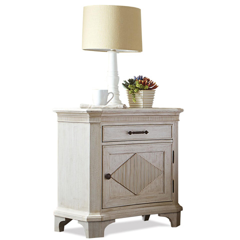 Riverside Furniture - Door Nightstand - 21269