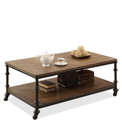 Riverside Furniture - Rectangular Coffee Table - 23702