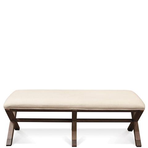 Riverside Furniture - Upholstered Bed Bench - 26267