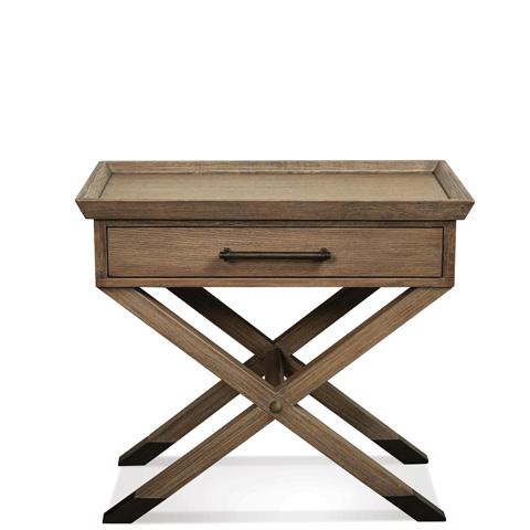 Riverside Furniture - Leg Nightstand - 26268
