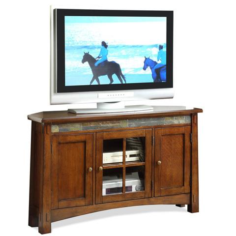 Riverside Furniture - Corner TV Console - 2944