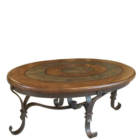 Riverside Furniture - Oval Coffee Table - 31002