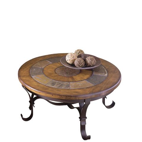 Riverside Furniture - Round Coffee Table - 31005