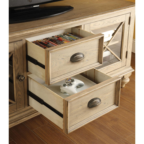 Riverside Furniture - TV Console - 32440