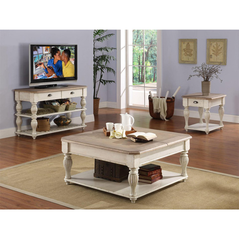 Riverside Furniture - Console Table - 32515