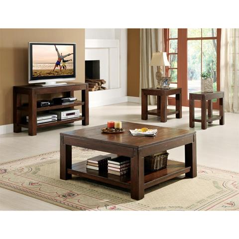 Riverside Furniture - Square Coffee Table - 33503