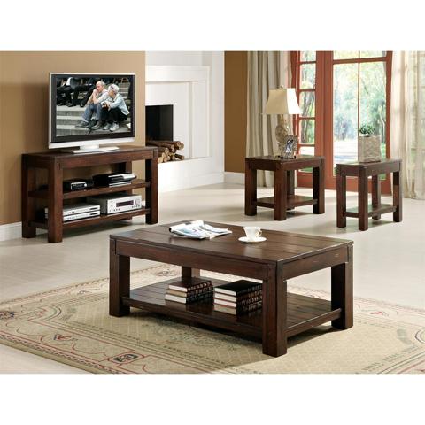 Riverside Furniture - Side Table - 33512