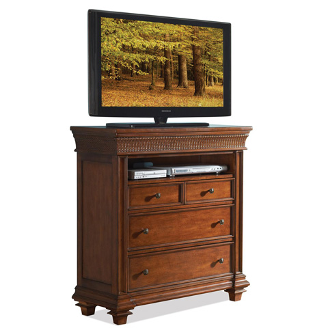 Riverside Furniture - Media Chest - 42863