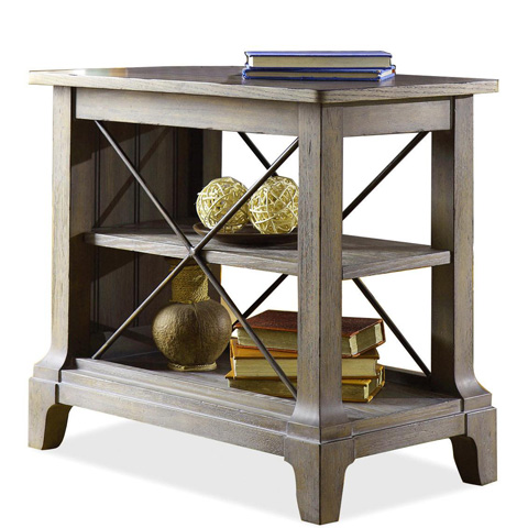 Riverside Furniture - Chairside Table - 50710