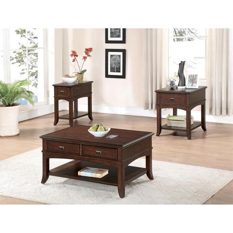 Riverside Furniture - Side Table - 65309