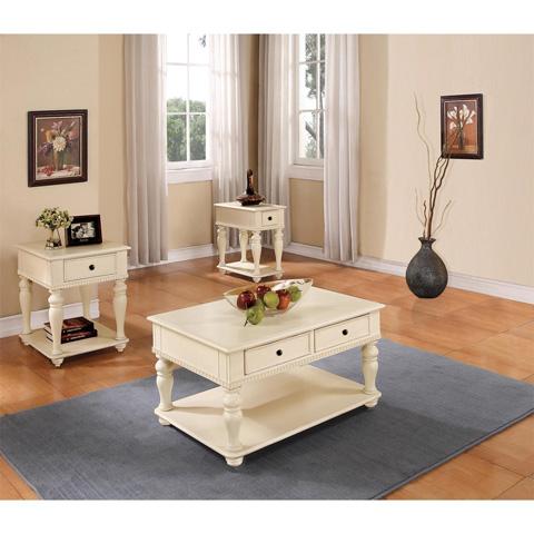 Riverside Furniture - Side Table - 65409