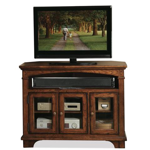 Riverside Furniture - Corner TV Console - 65541