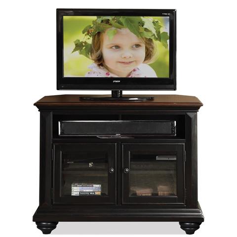 Riverside Furniture - Corner TV Console - 65741