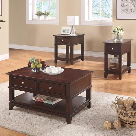 Riverside Furniture - Side Table - 65809