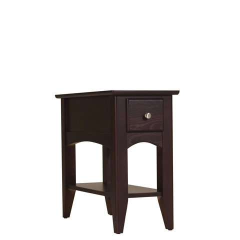 Riverside Furniture - Chairside Table - 66010