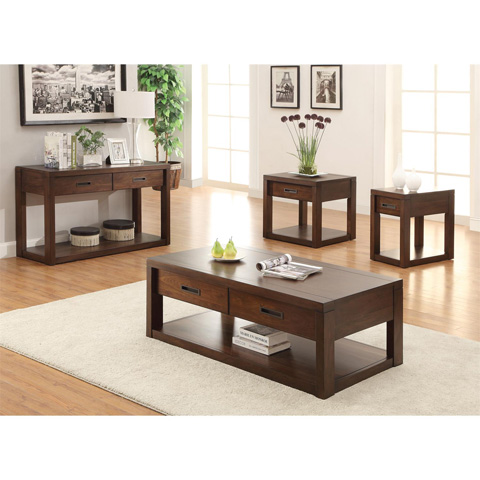 Riverside Furniture - Side Table - 75809