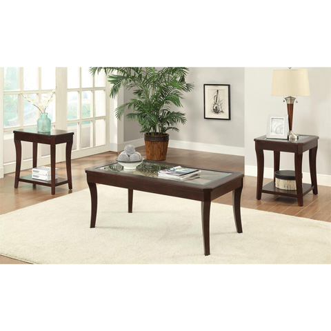 Riverside Furniture - Chairside Table - 81712