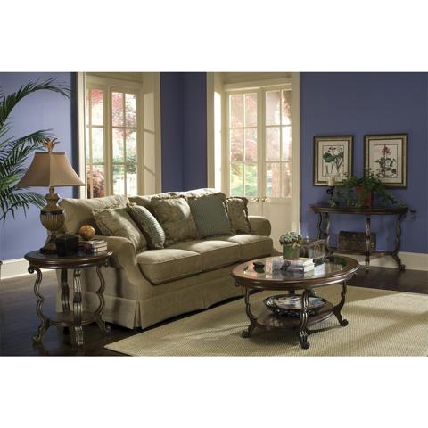 Riverside Furniture - Demilulne Sofa Table - 82015