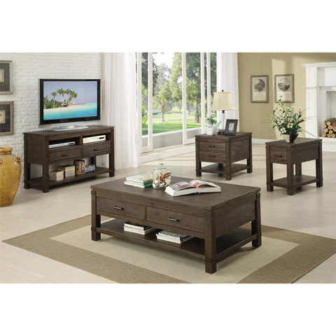 Riverside Furniture - Console Table - 84515
