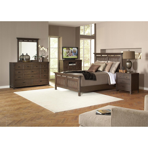 Riverside Furniture - Three Drawer Nightstand - 84568
