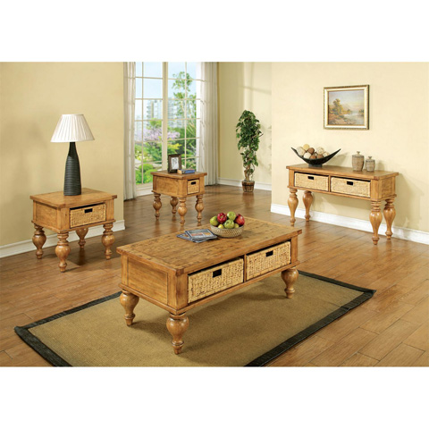 Riverside Furniture - Sofa Table - 91614