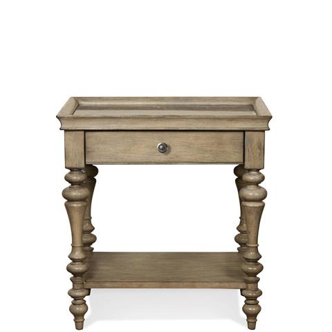 Riverside Furniture - Leg Nightstand - 21568