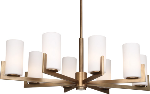 Robert Abbey, Inc., - Chandelier - 2355