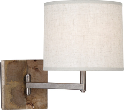 Robert Abbey, Inc., - Swing Arm Sconce - 829