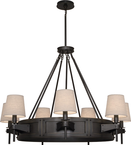 Robert Abbey, Inc., - Rico Espinet Caspian Chandelier - Z2009