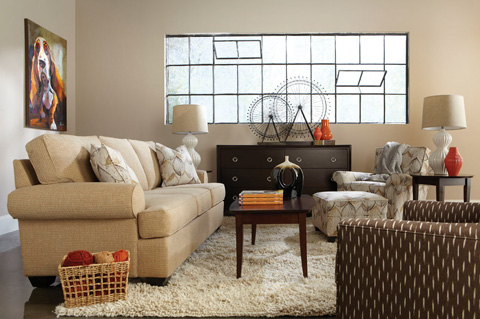 Rowe Furniture - Cabin Sofa - C920-000