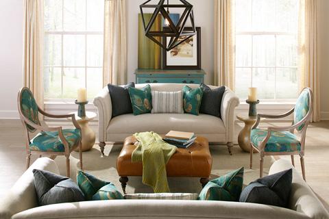 Rowe Furniture - Jenna Sofa - P250-001