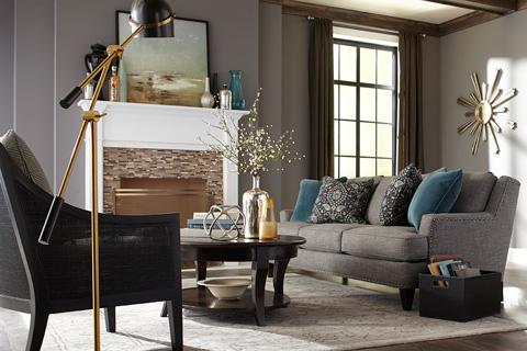 Rowe Furniture - Brenner Sofa - P280-002