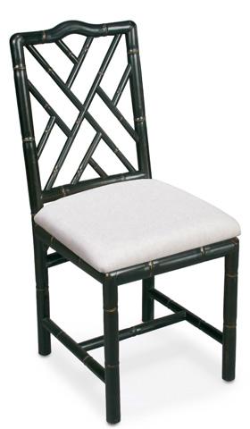 Sarreid Ltd. - English Bamboo Side Chair - 27191