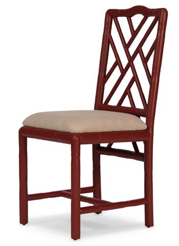 Sarreid Ltd. - Brighton Bamboo Side Chair - 29619